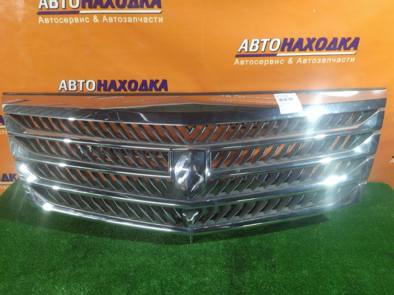 Решетка радиатора Toyota Alphard MNH10 1MZ-FE 53101-58070 +КАМЕРА 86790-58070