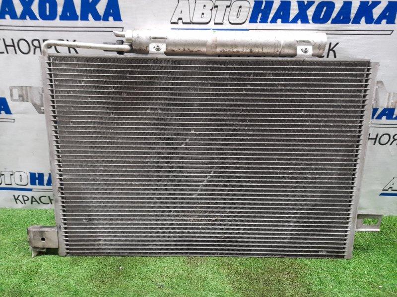 Радиатор кондиционера Mercedes-Benz B200 W245 M266 E20 2005