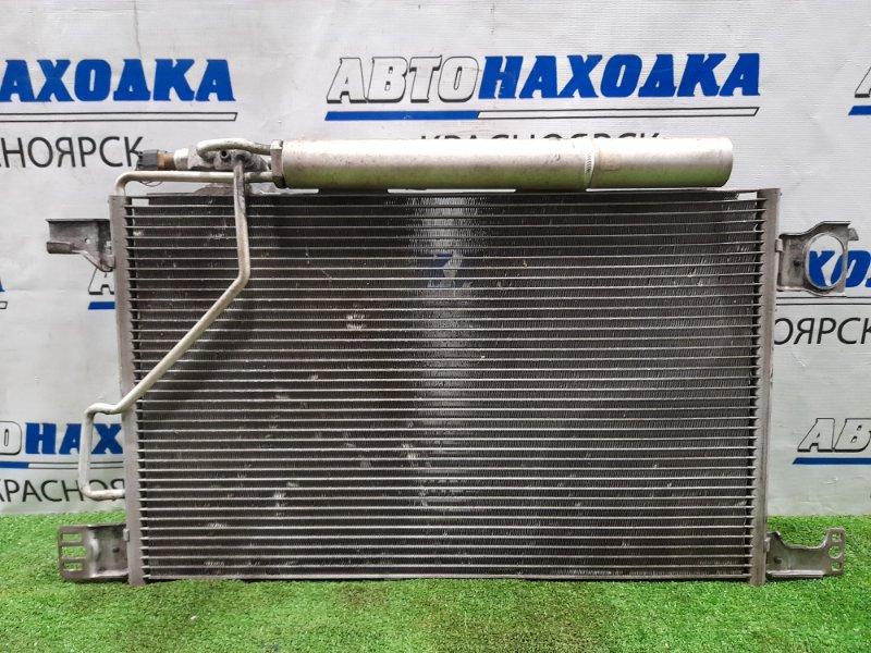 Радиатор кондиционера Mercedes-Benz C200 W203 M271E18 2000