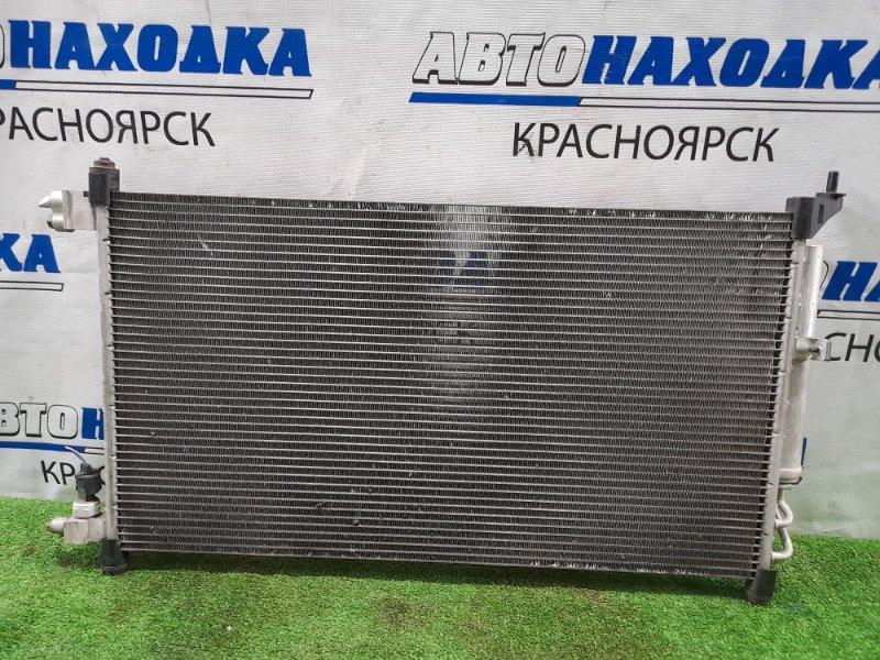 Радиатор кондиционера Nissan Juke YF15 HR15DE 2010 С датчиком