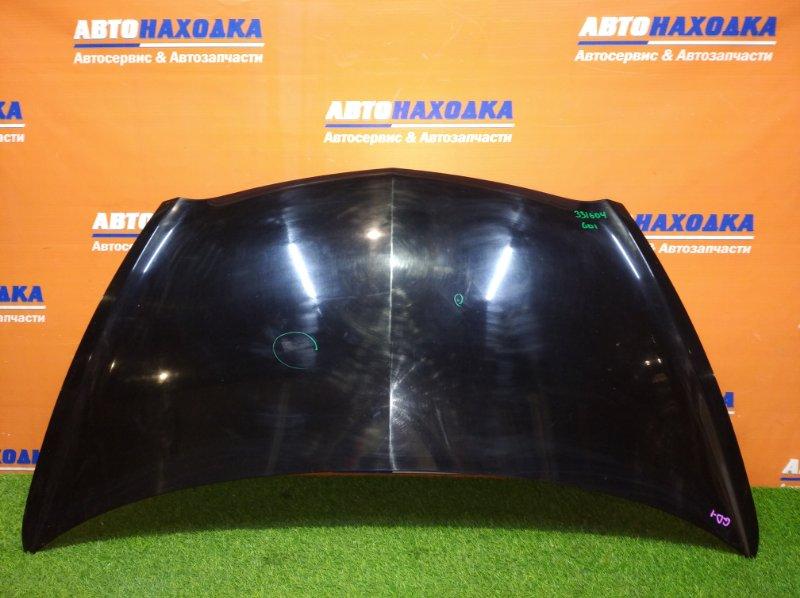 Капот Honda Fit GD1 L13A 2001 под покраску/есть потертости и скол