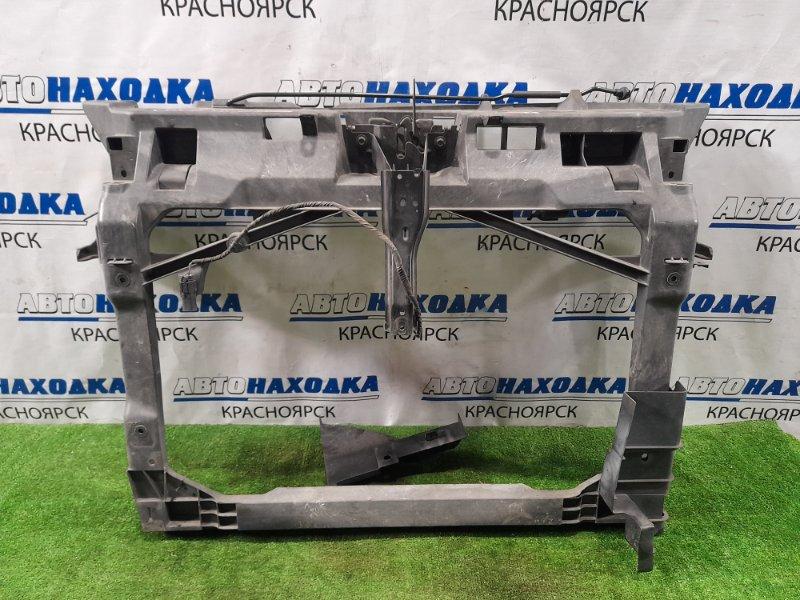 Рамка радиатора Mazda Biante CCEFW LF-VDS 2008 Пластиковая, с замком капота.