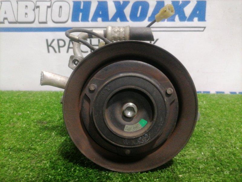 Компрессор кондиционера Daihatsu Sonica L405S KF-DET 2006 447260-5810