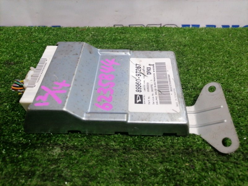 Компьютер Daihatsu Move L900S EF-SE 1998 блок управления ДВС