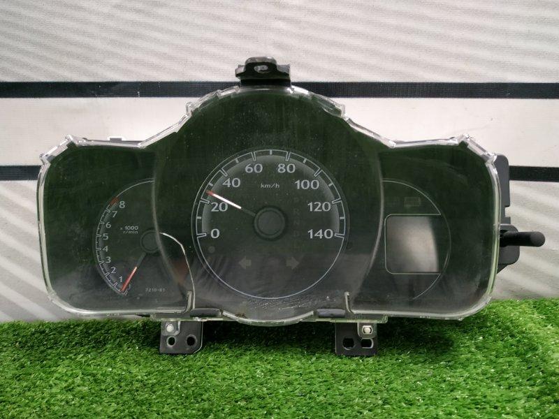 Щиток приборов Honda N-One JG1 S07A 2012 HR0423004 с фишкой, дефект стекла