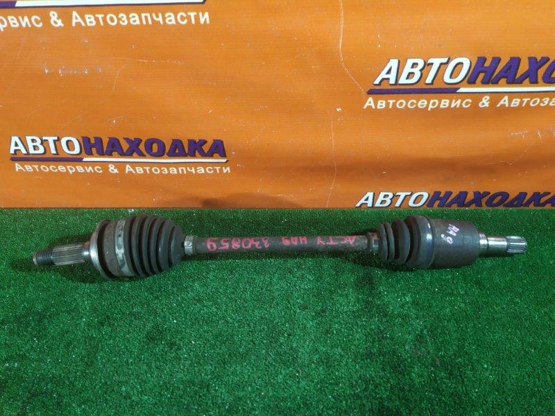 Привод Honda Acty Truck HA9 E07Z передний правый