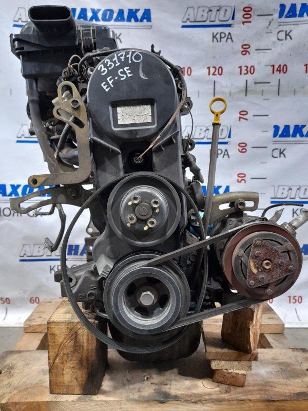 Двигатель Daihatsu Move L900S EF-SE 1998 6235844 № 6235844. Пробег 29 т.км.! ХТС. Есть видео работы ДВС.