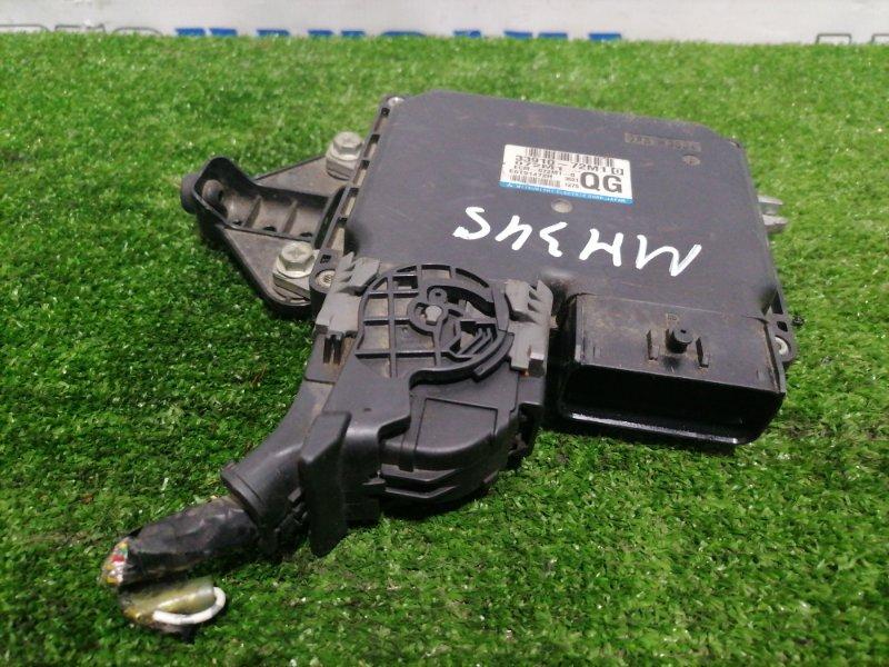 Компьютер Suzuki Wagon R MH34S R06A 2012 блок управления ДВС