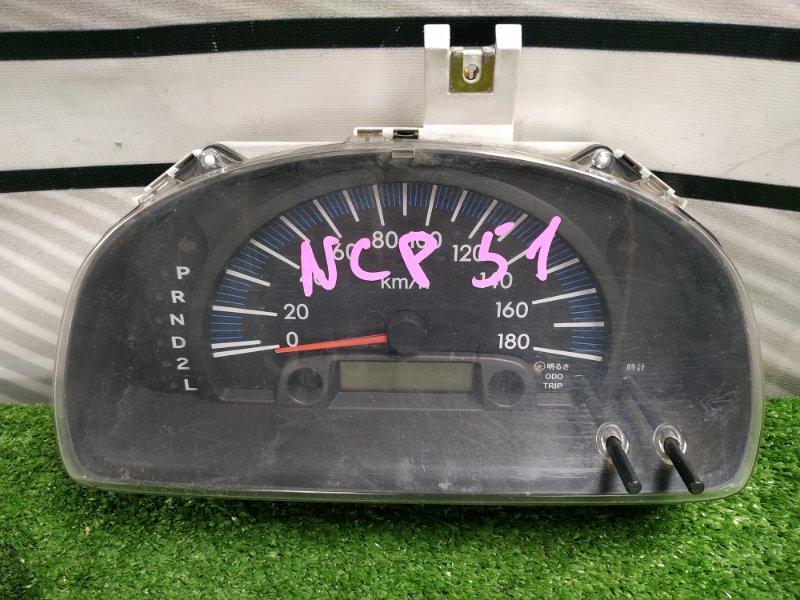 Щиток приборов Toyota Probox NCP51 1NZ-FE 2002 A/T