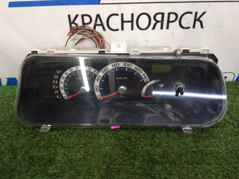 Щиток приборов Nissan Moco MG21S K6A 2002 С тахометром. Под АКПП. С фишкой. Пробег 90т.км. Лом