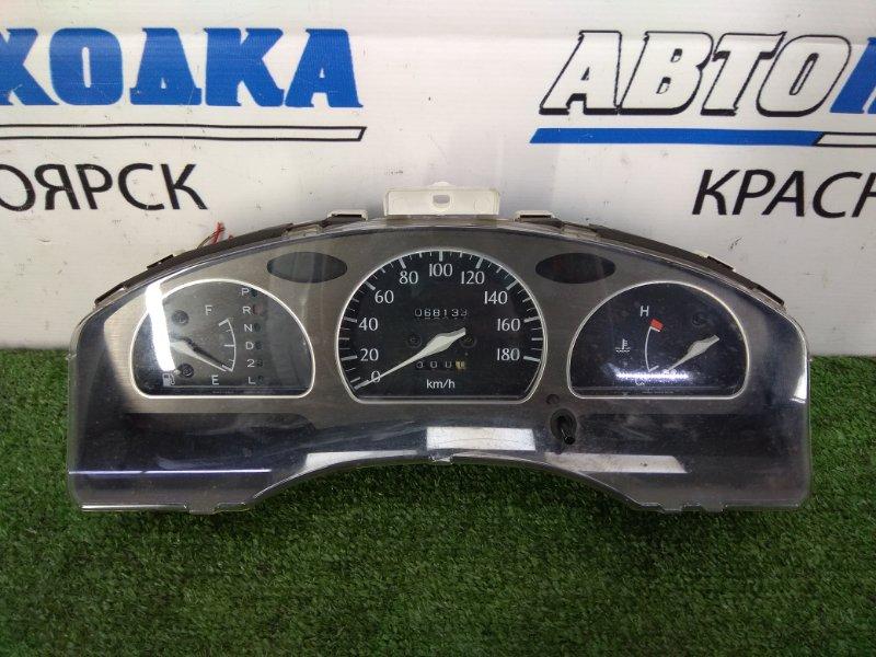 Щиток приборов Toyota Starlet EP91 4E-FE 1997 Пробег 68т.км. CARAT. С фишками.