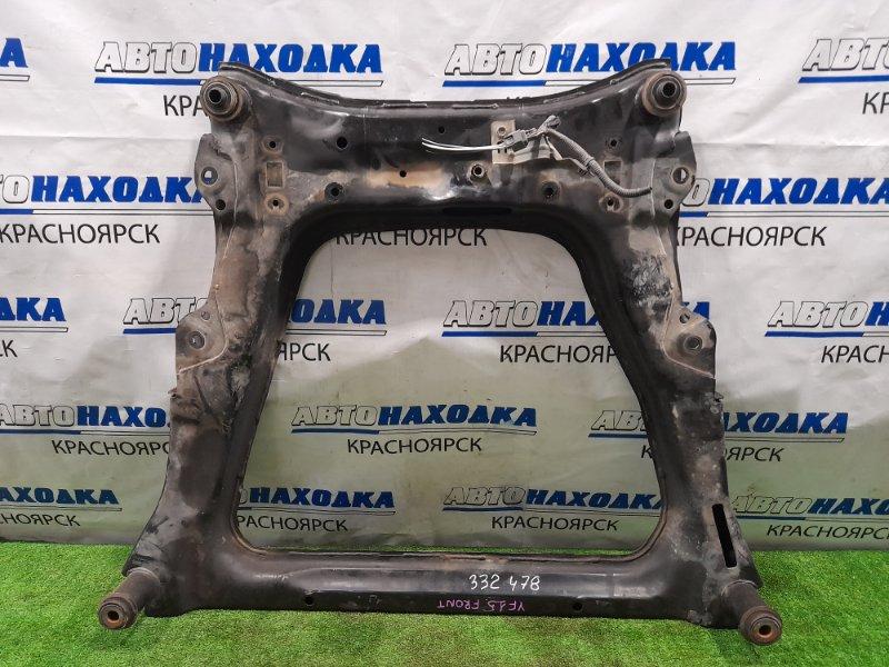 Балка поперечная Nissan Juke YF15 HR15DE 2010 передняя 54400-1KA0B передний подрамник