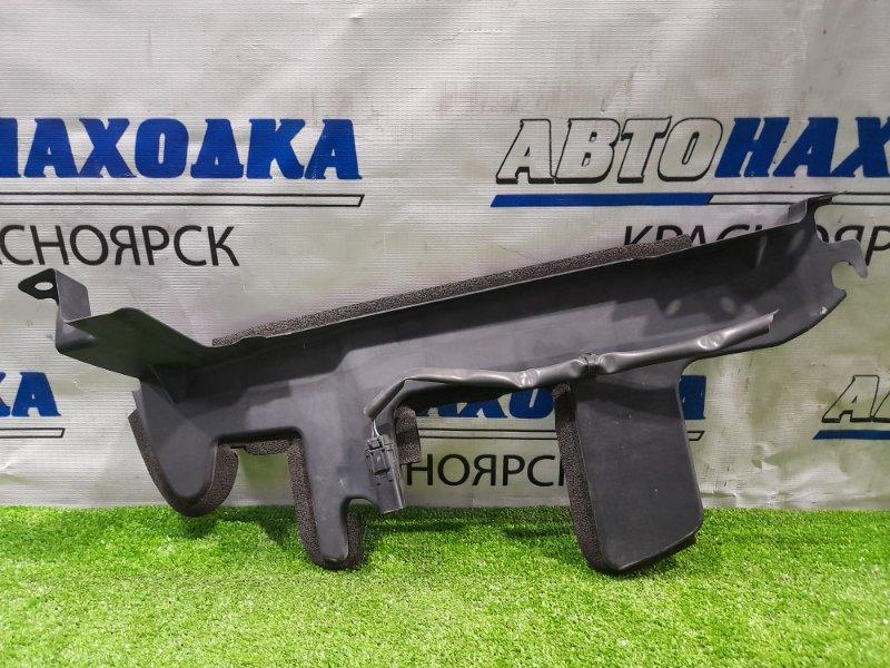 Защита радиатора Nissan Juke YF15 HR15DE 2010 передняя левая Левая