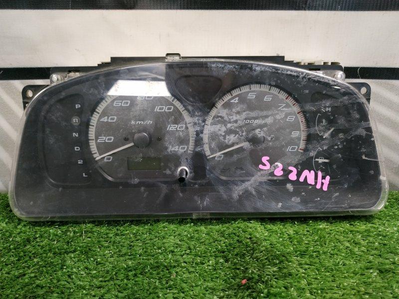Щиток приборов Suzuki Kei HN22S K6A 2000 257330-5430 а/т, дефект стекла, смотри фото.
