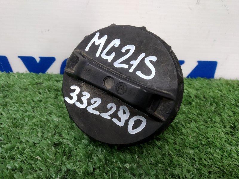 Крышка бензобака Nissan Moco MG21S K6A 2002