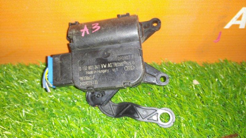 Привод заслонок отопителя Audi A3 8PA BSE 2004 0132801341