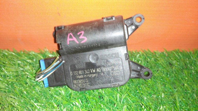Привод заслонок отопителя Audi A3 8PA BSE 2004 0132801342