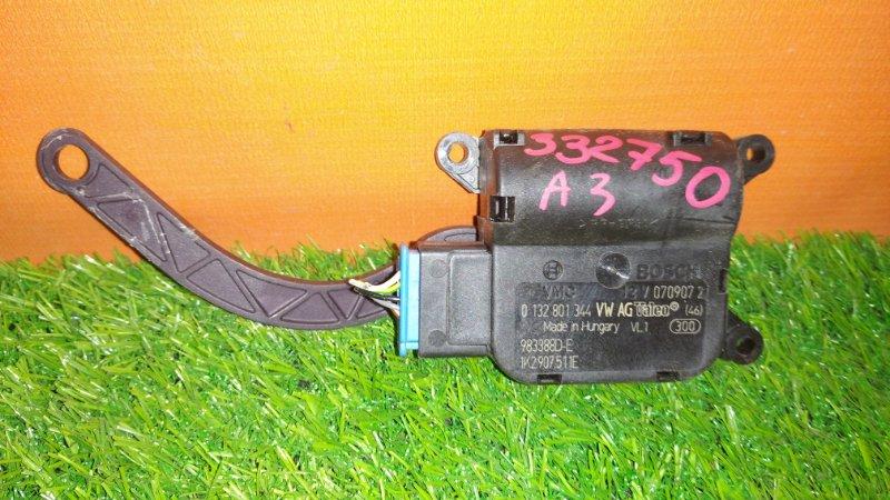 Привод заслонок отопителя Audi A3 8PA BSE 2004 0132801344