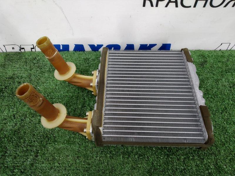 Радиатор печки Nissan Liberty RM12 QR20DE 2001 пробег 63 т.км.