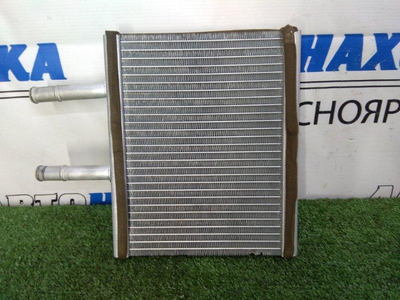 Радиатор печки Nissan Bluebird Sylphy FG10 QG15DE 2003