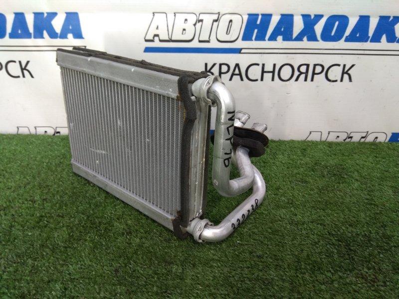 Радиатор печки Toyota Platz NCP16 2NZ-FE 1999 с трубками