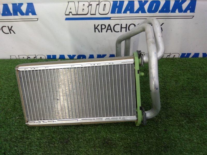 Радиатор печки Subaru Impreza GJ6 FB20 2011 ХТС, пробег 61 т.км.