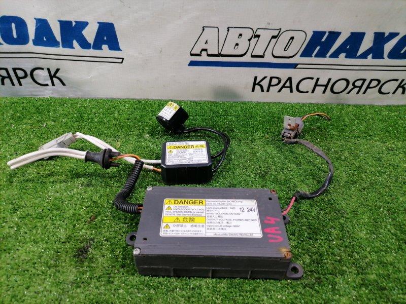 Блок розжига ксенона Honda Saber UA4 J25A 1998 HLB351D12 D2R/D2S, 35W, 12V