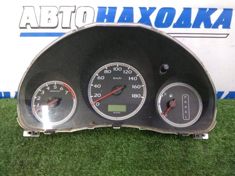 Щиток приборов Honda Mobilio GB1 L15A 2001 А/Т, с фишками