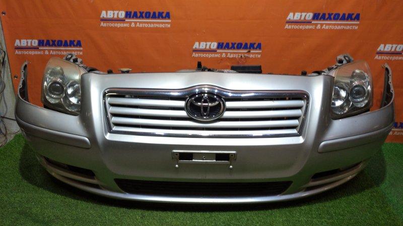 Ноускат Toyota Avensis AZT251 2AZ-FSE 2002 05-42 1 мод бампер под покраску/дефект