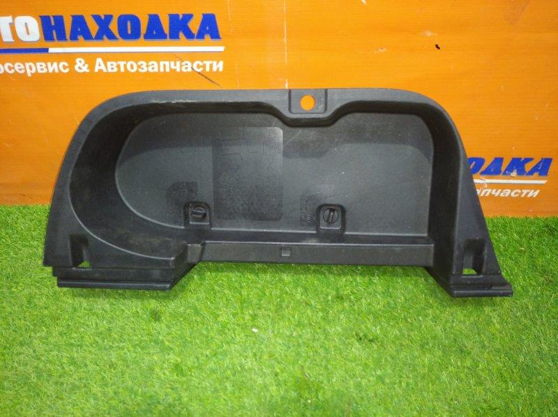 Днище багажника Toyota Mark Ii Blit JZX110W 1JZ-FSE 2002 заднее правое нижнее ящик+ключ баллонный+ручка