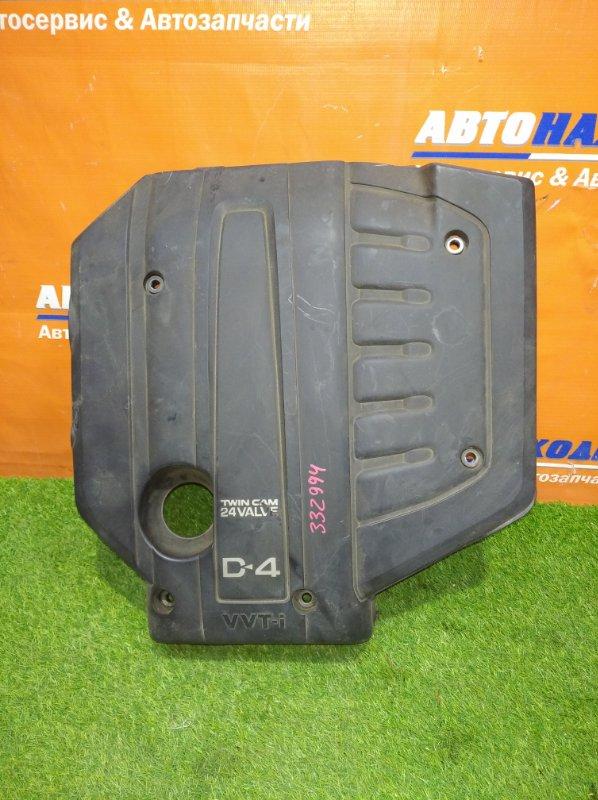 Крышка гбц Toyota Mark Ii Blit JZX110W 1JZ-FSE 2002 декоративная