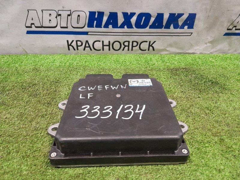 Компьютер Nissan Lafesta CWEFWN LF-VD 2011 E6T61882 блок управления ДВС