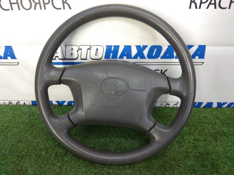 Airbag Toyota Sprinter AE110 5A-FE 1997 правый ХТС, водительский, с рулем, с подушкой, без заряда