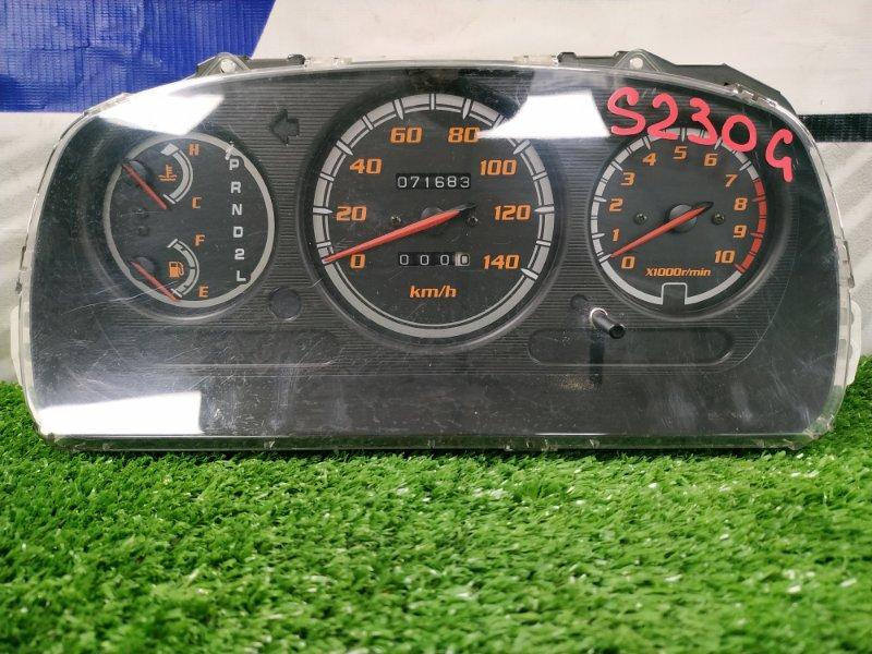Щиток приборов Daihatsu Atrai S230G EF-DET 1999 71 т.км., А/Т