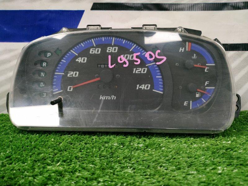 Щиток приборов Daihatsu Max L950S EF-VE 2001 а/т, под тросик спидометра, 181555т.км.