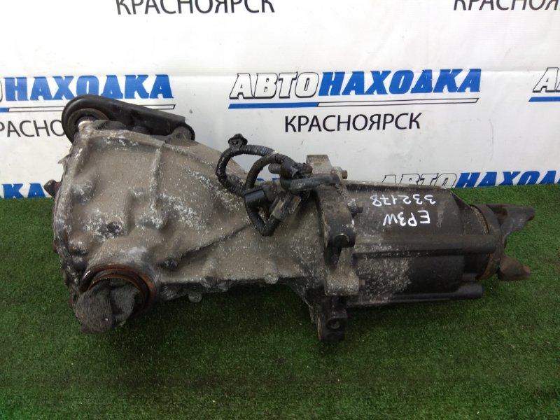 Редуктор Mazda Tribute EP3W L3-VE 2000 задний Задний, муфта с электроподключением