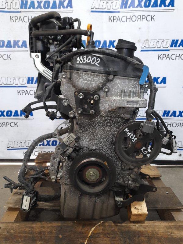 Двигатель Suzuki Wagon R MH23S K6A 2008 A325918 № A325918 пробег 63 т.км. ЕСть видео работы ДВС. Без