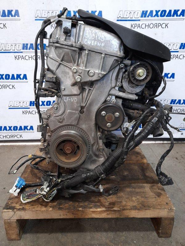 Двигатель Nissan Lafesta CWEFWN LF-VD 2011 11565870 № 11565870 пробег 91 т.км. 12.2013 г.в. В ХТС. Без навесного.