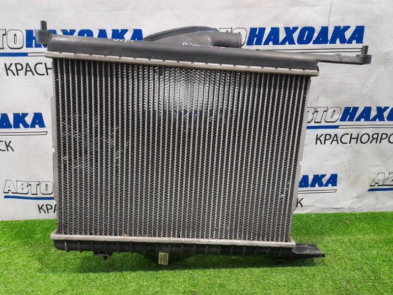 Радиатор интеркулера Volvo S40 VS17 B4204T3 1995 в ХТС