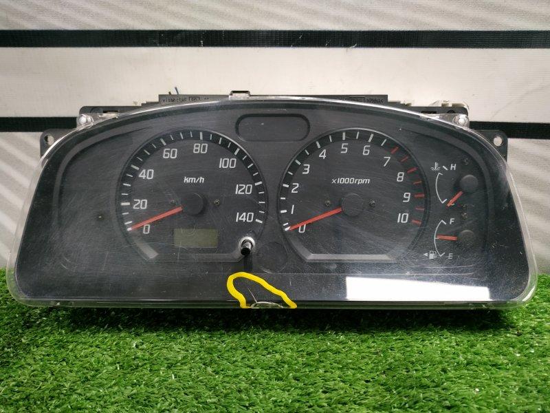 Щиток приборов Suzuki Kei HN22S K6A-T 2000 скол стекла, с фишками