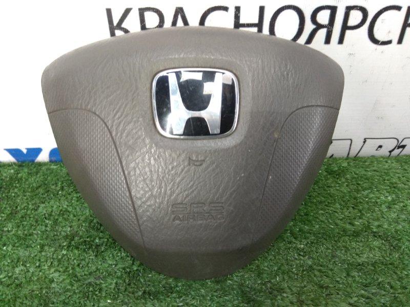 Airbag Honda Mobilio GB1 L15A 2001 правый Водительский, с подушкой, без заряда, коричневый