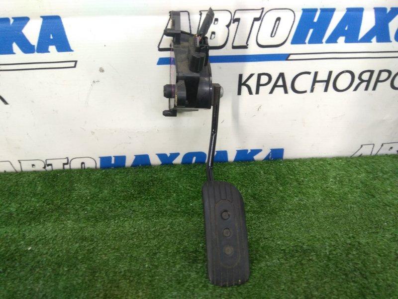 Педаль Nissan March AK12 CR12DE 2007 газа, электронная, 6 контактов, с фишкой