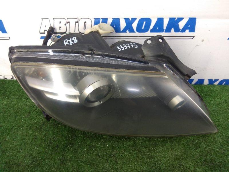 Фара Mazda Rx-8 SE3P 13B-MSP 2003 передняя правая 100-61012 правая, ксенон в сборе, 1 модель, с