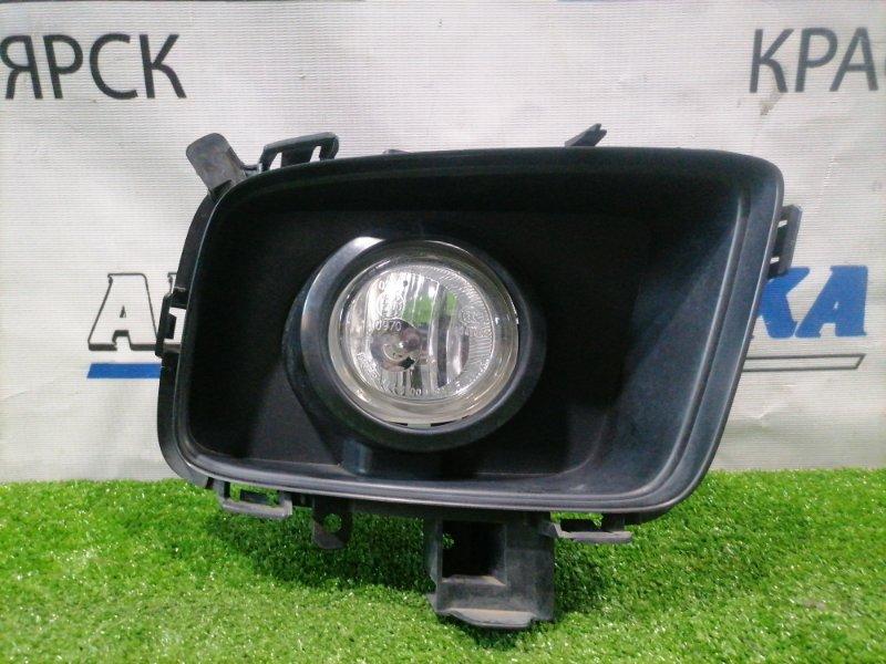 Фара противотуманная Mazda Premacy CREW LF-DE 2005 передняя правая 114-61009 правая передняя,