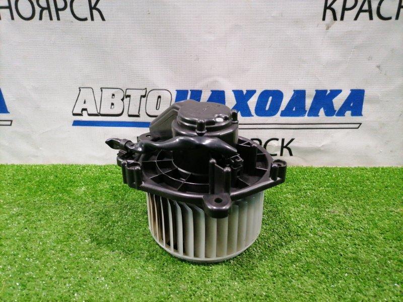 Мотор печки Suzuki Wagon R MH23S K6A 2008 51151-47280 2 контакта с фишкой