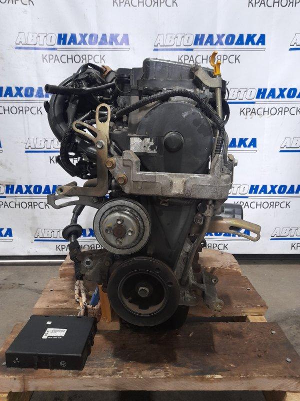 Двигатель Daihatsu Move L150S EF-VE 2002 9338413 № 9338413 пробег 57 т.км. Есть видео работы ДВС. Без