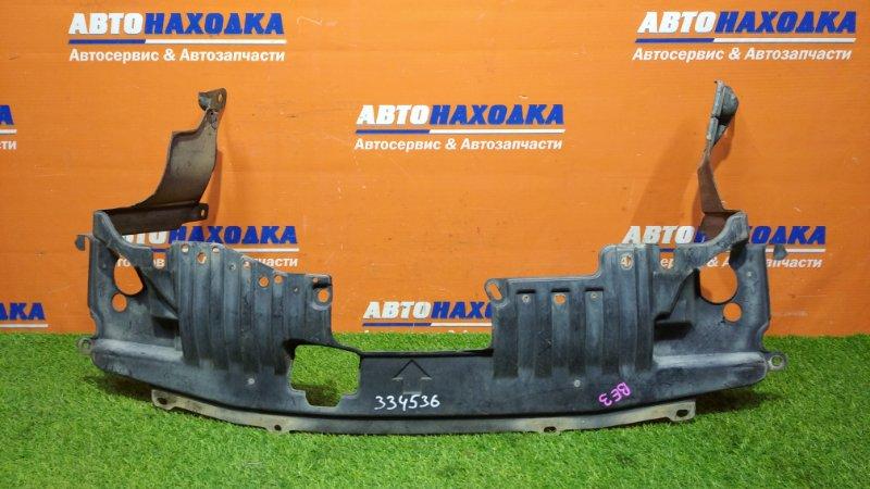 Защита двс Honda Edix BE1 D17A 2004 передняя цельная