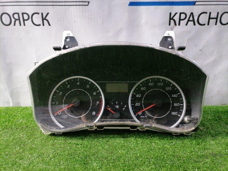 Щиток приборов Toyota Wish ZGE20G 2ZR-FAE 2009 CVT, пробег 134т.км, с фишкой