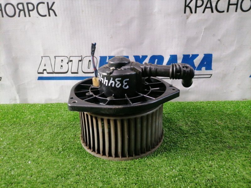Мотор печки Nissan Caravan VWE25 ZD30DD 2001 894000-0190 2 контакта, с фишкой