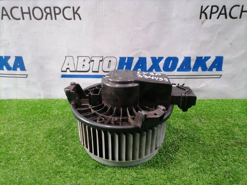 Мотор печки Mazda Mpv LY3P L3-VE 2006 5081 2 контакта